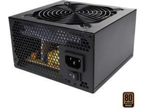 Rosewill ARC-450, ARC Series 450W Power Supply, 80 PLUS Bronze Certified, Single +12V Rail, Intel 4th Gen CPU Ready