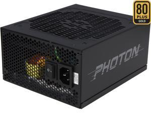Rosewill Photon-850, PHOTON Series 850W Full Modular Power Supply, 80 PLUS Gold Certified, Single +12V Rail, Intel 4th Gen CPU ...