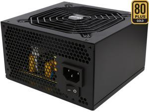 Rosewill Valens-500, Valens Series 500W Power Supply, 80 PLUS Gold Certified, Single +12V Rail,  Intel 4th Gen CPU Ready, SLI & Crossfire Ready
