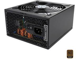 Rosewill Glacier-700M, Glacier Series 700W Modular Power Supply  with Silent Aero-Diversion Fan, 80 PLUS Bronze Certified, Single ...