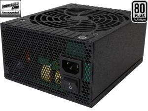 Rosewill Quark-1000, Quark Series 1000W Full Modular Power Supply with LED Indicator, 80 Plus Platinum Certified, Single +12V Rail, Intel 4th Gen CPU Ready, SLI & Crossfire Ready