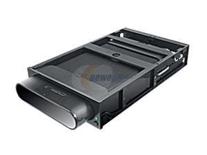 "Eagle INEO I-NA303US Aluminum 3.5"" Black USB + (SATA to eSATA) External Enclosure"