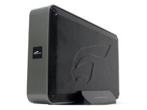 """EAGLE ET-CSNPSU2-BK 3.5"""" Black SATA I/II USB 2.0 External Enclosure"""