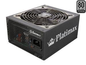 ENERMAX Platimax EPM750AWT 750W ATX12V / EPS12V SLI Ready CrossFire Ready 80 PLUS PLATINUM Certified Modular Power Supply New 4th Gen CPU Certified Haswell Ready