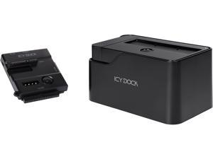 "ICY DOCK MB981U3-1SA 2.5""/3.5"" USB 3.0 SATA Docking Station with IDE Adapter"