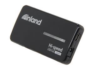 inland 08817 USB 2.0  7-Port Hub