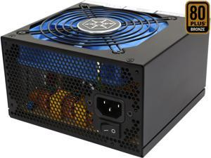 SILVERSTONE ST60F-PB 600W ATX12V / EPS12V 80 PLUS BRONZE Certified Full Modular Active PFC Power Supply