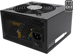 SILVERSTONE Strider Platinum series PS-ST55F-PT 550W ATX12V / EPS12V 80 PLUS PLATINUM Certified Full Modular Active PFC Power Supply
