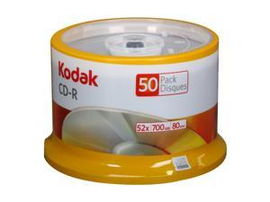 Kodak CD-R 50 Packs Disc Model 20250