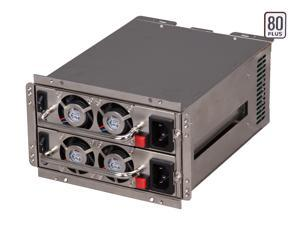 Athena Power AP-RRP4ATX6508 80 PLUS Certified 20+4Pin 2 x 500W Mini Redundant Server Power Supply