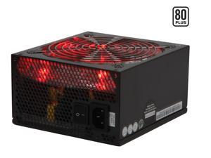 FirePower Fatal1ty 550W 80Plus Semi-Modular Gaming Power Supply 550FTY