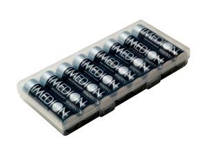POWEREX MH-8AAI-BH Rechargeable Batteries