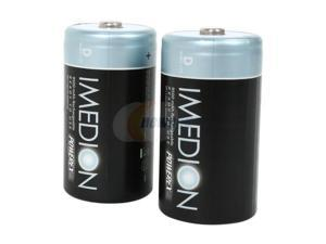 Maha MHRDI2 Pre-charged and Ready To Use Rechargeable Batteries