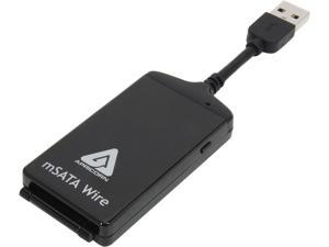 APRICORN AMSW-USB3 mSATA Enclosure and Upgrade Kit