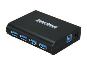 Koutech IO-HU430 4-Port SuperSpeed USB 3.0 External Hub