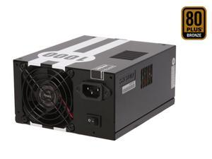 "Antec TruePower Quattro TPQ-1000 1000W Continuous Power ""compatible with Core i7"" Power Supply"