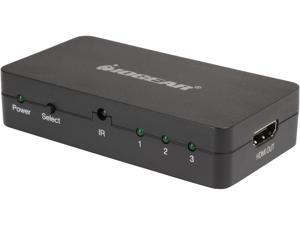 IOGEAR Z-GHDSW3 3-Port HDMI Switch