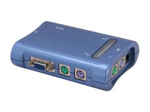 TRENDnet RB-TK-200K 2-Port PS/2 KVM Switch Kit