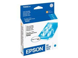 EPSON T059220 UltraChrome K3 Ink Cartridge Cyan