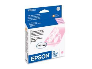 EPSON T059620 UltraChrome K3 Ink Cartridge Light Magenta