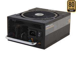 EVGA SuperNOVA NEX650G GOLD 120-PG-0650-GR 650W Power Supply Intel 4th Gen CPU Ready