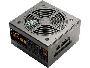 EVGA 450 B3, 80 Plus BRONZE 450W, Fully Modular, EVGA ECO Mode, Compact 150mm Size, Power Supply 220-B3-0450-V1