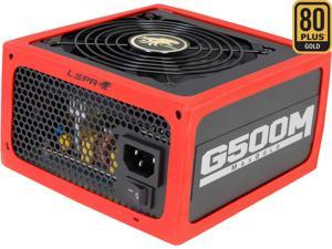 LEPA MaxGold G500-MB 500W Power Supply