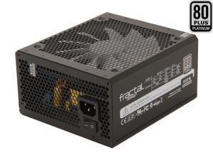 Fractal Design Newton R3 600W ATX12V / EPS12V SLI Ready CrossFire Certified 80 PLUS PLATINUM Certified Modular Power Supply