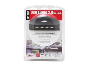 ADS Tech USBH-2004 4 Port USB 2.0 Hub
