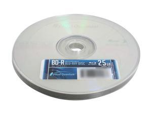 Optical Quantum 25GB 4X BD-R 5 Packs Disc Model OBBDR04LT-05