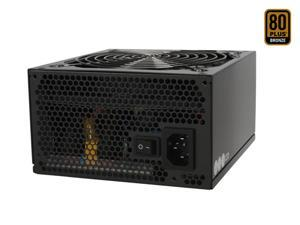 Tuniq Potency PSU-POT650-BK 650W Power Supply