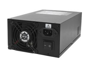 PC Power and Cooling Silencer Mk III Series 1200W Modular Power Supply features 100% Nippon Chem-Con Capacitors and Metallic ...