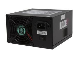 PC Power and Cooling Silencer PPCS370X 370W Power Supply