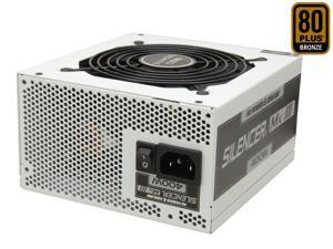 PC Power and Cooling Silencer Mk III Series 400W Modular Power Supply features 100% Japanese 105°C rated Capacitors