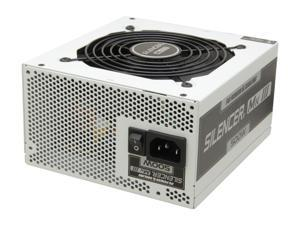 FirePower Silencer MK III 500W 80Plus Bronze Sem-Modular ATX PC Power Supply PPCMK3S500, Formerly PC Power & Cooling