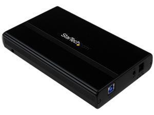 StarTech.com 3.5in USB 3.0 External IDE / SATA III Hard Drive HDD Enclosure