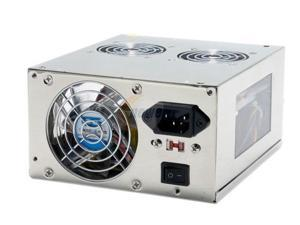 Sunbeam PSU-CGMI450-US-SV 450W Silver Tri Mirrored X-Plug Modular Power Supply