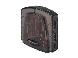 CyberPower CP-H420P 4-Port USB2.0 Hub