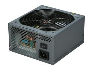 XIGMATEK ACXTNRP-PC602 600W ATX12V Ver.2.3 SLI Ready CrossFire Ready 80 PLUS BRONZE Certified Active PFC Power Supply