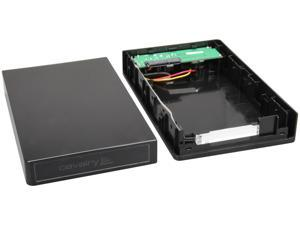 Cavalry EN-CAUH-B Black Desktop External Enclosure