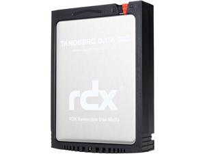 Tandberg 8731-RDX Interface	: SATA 1.0, USB 2.0 or USB 3.0 SuperSpeed Interface RDX Quikstor 2TB External USB Removable Disk Cartridge