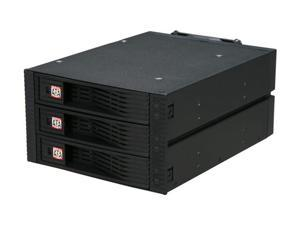KINGWIN KF-3001-BK SATA Internal Hot Swap Rack 3 Bays w/ Fan