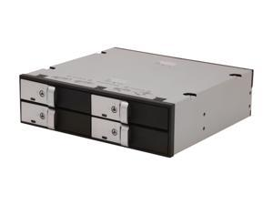 "KINGWIN KF-254-BK 4 x 2.5"" Tray-Less Hot Swap Rack For SATA"