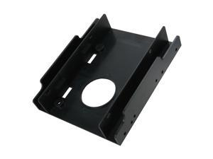 "BYTECC Bracket-35225 2.5"" HDD/SSD Mounting Kit For 3.5"" Drive Bay or Enclosure"