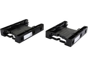 "ICY DOCK MB290SP-B DUAL EZ-Fit Lite 2 x 2.5"" to 3.5"" Drive Bay SATA/IDE SSD/HDD Mounting Kit / Bracket / Adapter"