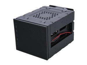 Xigmatek COA-UGOCBS-U01 Universal 3 in 3 SATA HDD Hot-Swap Cage 120mm Fan with control, back panel included.