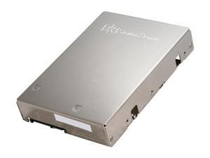 "SilverStone SDP09 6Gbps 2.5"" SATA HDD/SSD adapter for 3.5"" hot-swappable drive bays, Nickel"