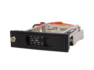 "SYBA SY-MR-35SOF 3.5"" Serial ATA hard drive SATA II HDD-ROM mobile rack"