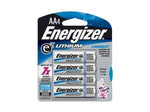 Energizer L91BP-4 4-pack AA Lithium Batteries