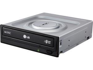 LG Internal 24x SuperMulti DVD Rewriter with M-Disc Support